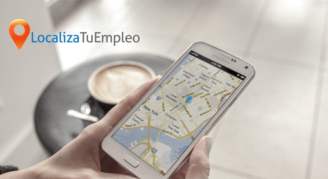 Empleo Geolocalizado App